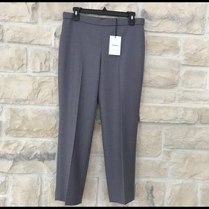 NWT Theory 100% wool Basic Pull On Pant